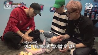[GOT7's Hard Carry] Durian eating show, love it or hate it Ep.2 Part 6