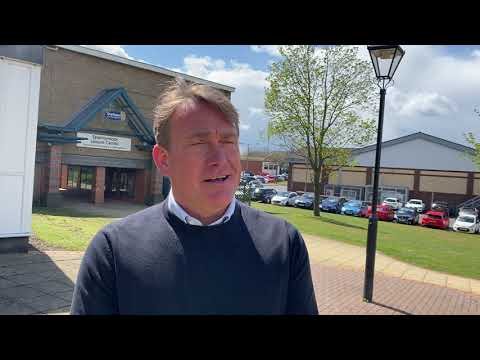 Tony Stubbs, Conservatives, Durham County Council election 2021