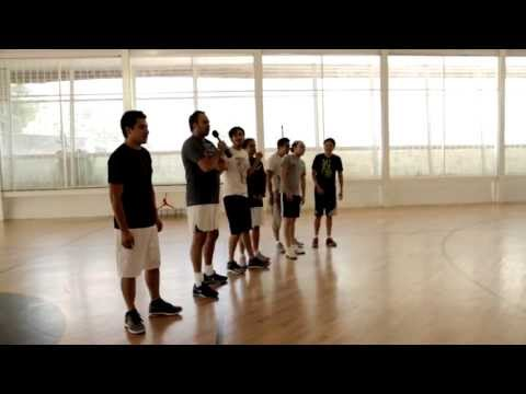 OLIMPIADAS TUMORRO - TIROS DE BASQUET / Invade London