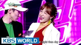 EXID - Night Rather Than Day (낮보다는 밤) [Music Bank / 2017.04.21]