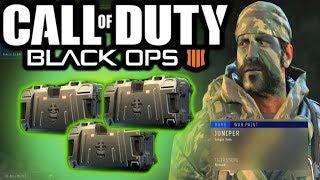 "Black Ops 4: Reserves ""Loot Box"" Opening - Black Market Tier 6 & 9!"