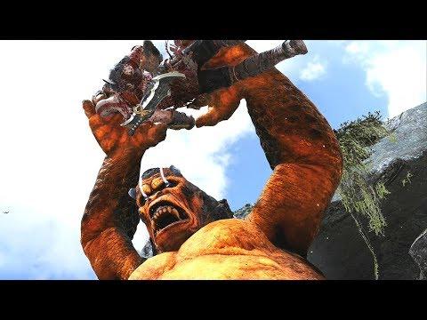 God of War 4 2018 The Fire Of Reginn No Damage Walkthrough Part 55 PS4 PRO thumbnail