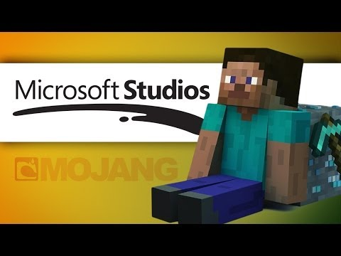 MICROSOFT BUYS MINECRAFT!