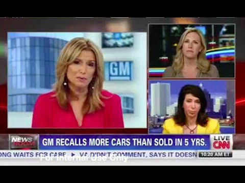 GM Recalls More Cars than Sold in 5 Years - Lauren Fix, The Car Coach