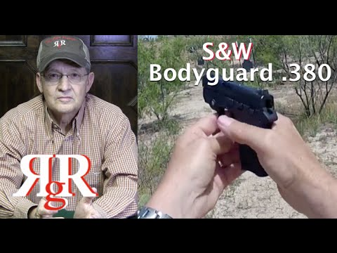 Smith & Wesson Bodyguard .380 On the Range Review