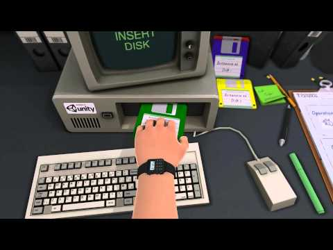 Surgeon Simulator 2013 - Medical Floppy Disks