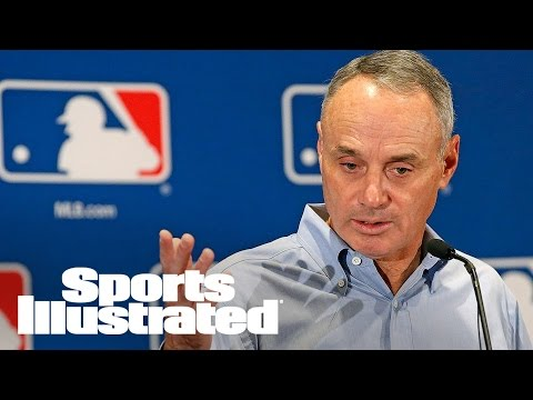 MLB Avoids Lockout, Reaches New CBA With Players' Union | SI Wire | Sports Illustrated