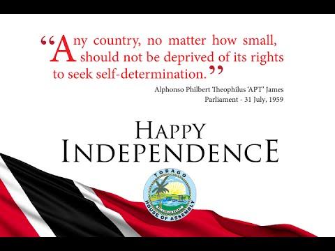Chief Secretary's Independence Day Address 2014