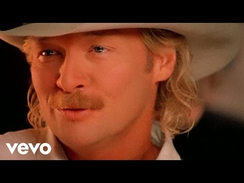Alan Jackson – It's Alright To Be A Redneck