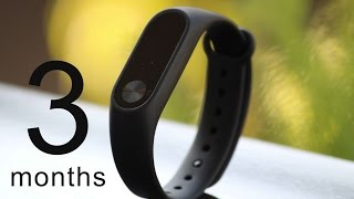 Mi Band 2 Review after 3 months - Top 5 features