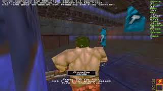 Part Deux - Furries versus Skins Quake II CTF - 1 week after QuakeCon