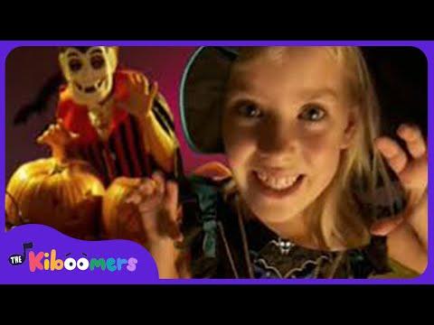 Kiboomukidssongs - Halloween Song - Songs For Children