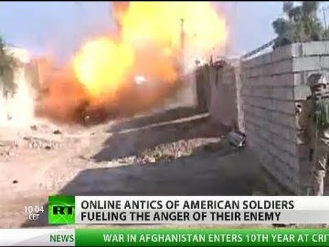 War Gone Viral: Web leaks, pranks plague on US Afghan campaign