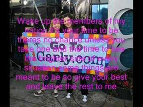iCarly Theme Song (w Lyrics)
