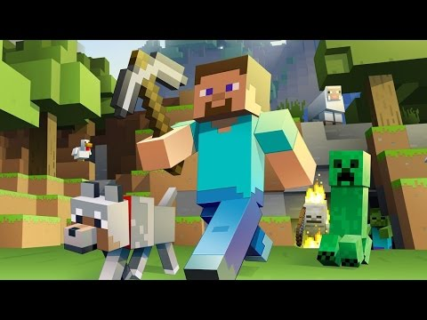 The Minecraft Ride Was the Weirdest Thing We Saw at Minecon 2015
