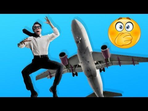 Çok Saçma Nedenlerden Düşen 7 Uçak