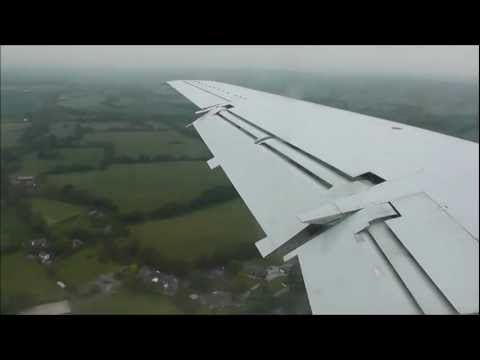 BMI ERJ-145 | Heathrow to Manchester HD *FULL FLIGHT*