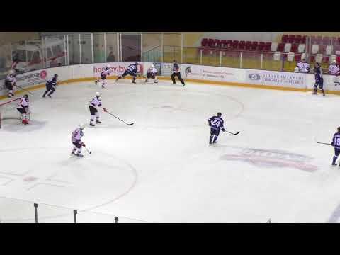 2018 12 05 Молодечно - Неман 3 - 4 голы
