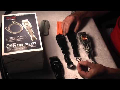 Wahl Senior Vacuum Conversion.wmv