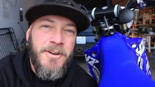How to STREET LEGAL a YZ250 2STROKE Dirt Bike