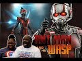 Marvel Studios' Ant-Man and the Wasp - Official Trailer {REACTION} MP3