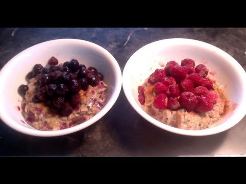 Oats Porridge - Healthy oatmeal Breakfast -Weight loss and Diabetes friendly