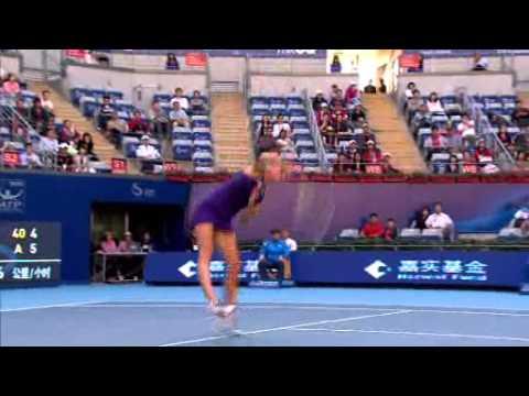 Beijing Dinara Safina vs Vera Zvonareva