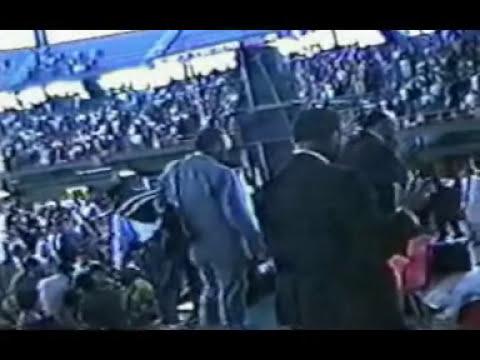 Un paralítico es sanado en una convención de la IPUC