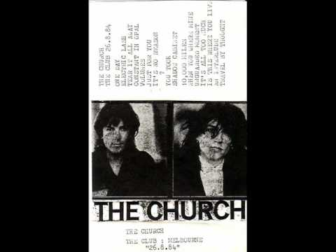 Church - Too Fast For You