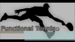 Functional Tennis - Strenght and speed situation drill for tennis players