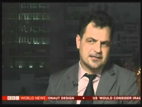 BBC   Asia Business Report, Dr Emir Hrnjic