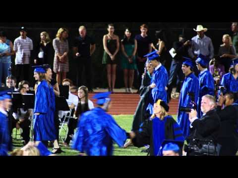 Keion Graduation Catalina Foothills High School 2014 HD 1080p