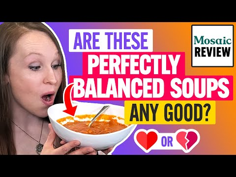 Download Lagu Mosaic Foods Review: How Good Are The Soups? (Taste Test).mp3