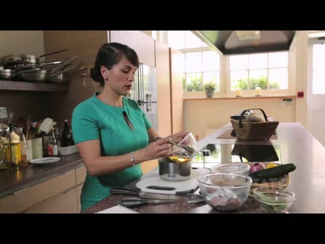 Cooking meets Art - Rachel Khoo