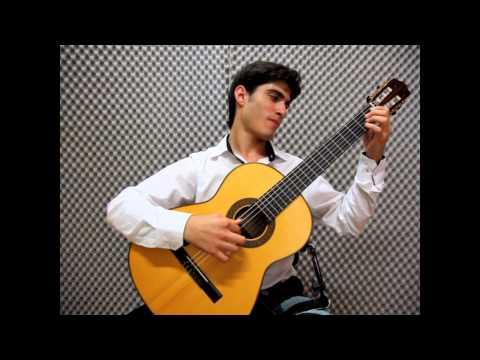 Dionisio Aguado - Andante
