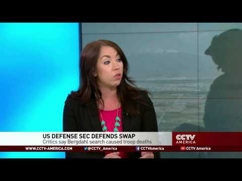Elizabeth Beavers on controversy surrounding Bergdahl's release