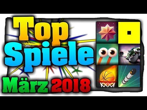 Top Handy Spiele für Android & iOS März 2018! Die besten kostenlosen Handy Games! (Deutsch)