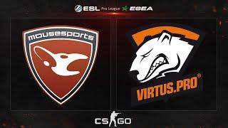 (RU) V4 Future Sports Festival    Virtus.pro vs mousesport    bo2   