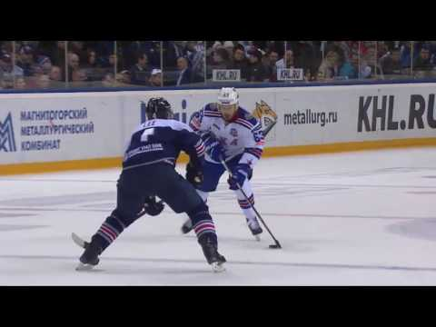2017 Gagarin Cup Top 10 Goals