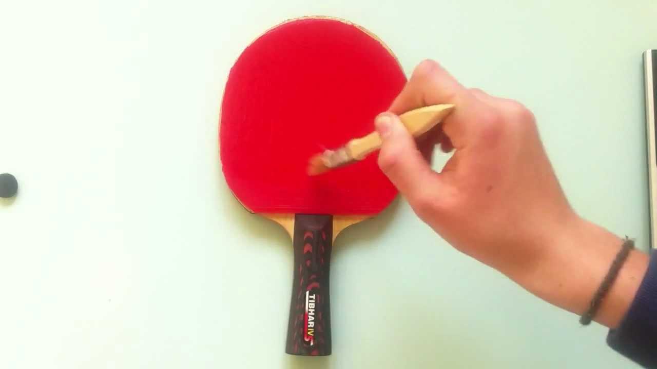 Am liorer le grip ou l adh rence d une raquette de tennis - Colle pour raquette de tennis de table ...