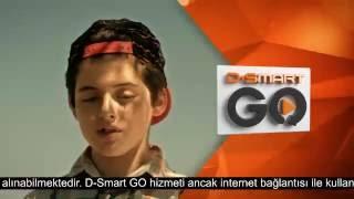 D-Smart GO abonesi olun sevdiğiniz her şeyi her yerde izleyin!
