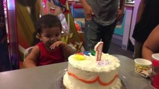 Damien's birthday
