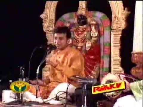 Carnatic   Unni Krishnan   Cleveland video