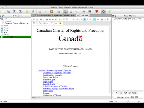 CALI Conference 2012: Create an eBook in 10 Minutes