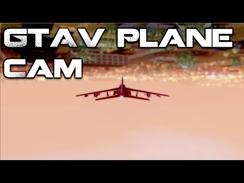 GTA San Andreas Mods - GTA V Plane Cam/Upside Down Camera [CLEO][HQ][HD]