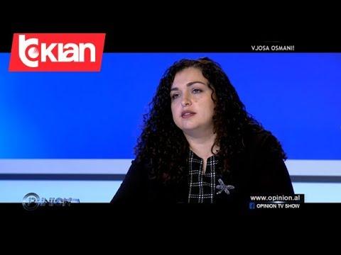 Vjosa Osmani: Serbia nuk duhet te shperblehet me toke te Kosoves