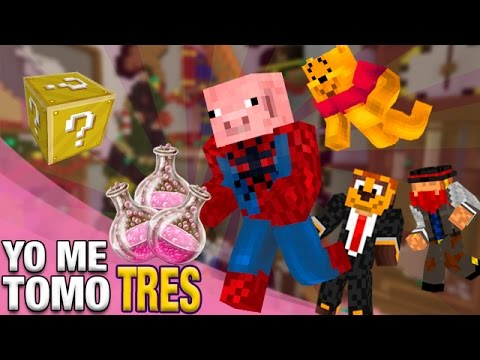 Yo Me Tomo 3 | Lucky Blocks Minecraft video