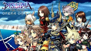 (New Game!!) Best Characters in Final Fantasy Dissidia Opera Omnia