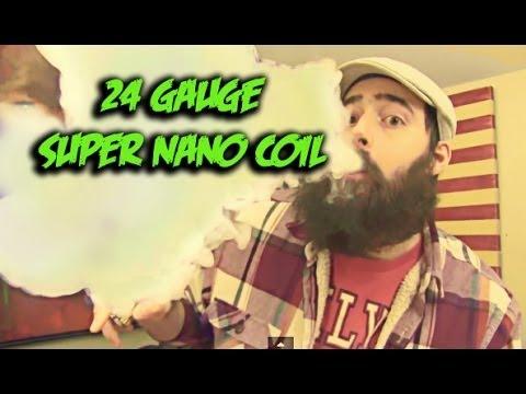 24 Gauge Super Nano Coil