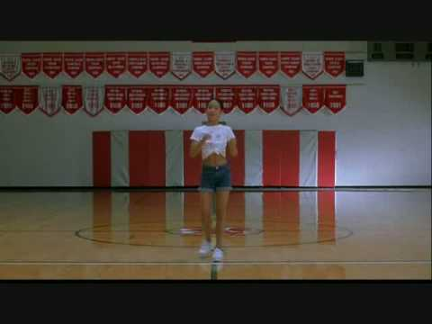 Bring It On Cheerleading tryouts